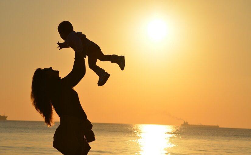 Ter um filho menino é um príncipe encantado para toda a vida